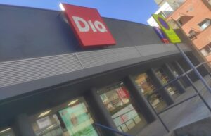 Restyling supermercado DIA en Sabadell realizado por GRAUGO