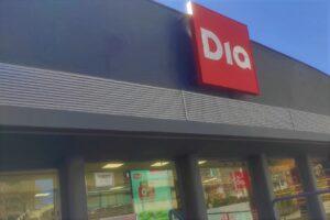 restyling de tiendas DIA. Supermercado de Sabadell. Reforma realizada por GRAUGO